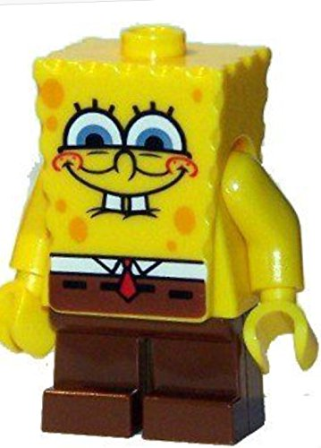 Spongebob (Squint) - LEGO Spongebob Minifigure
