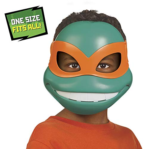 Rise of the Teenage Mutant Ninja Turtles Michelangelo's Role Play Mask