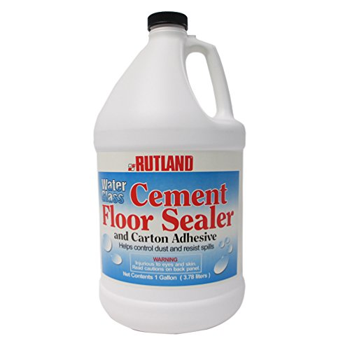 Rutland Products Water Glass sealant and Adhesive