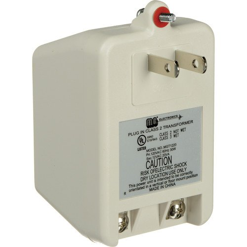 Philmore Class 2  12V AC  60Hz Power Supply Transformer With LED Indicator Light ; 48-1220