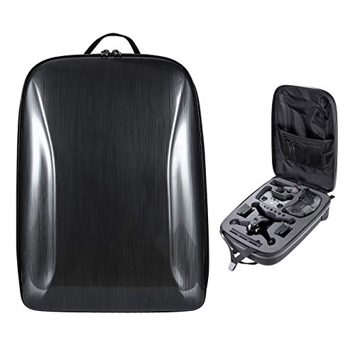 XTON Portable Hard Case Backpack for DJI FPV Drone, Waterproof Shockproof Storage Carrying Bag for DJI FPV Combo Drone, Goggles V2, Remote Controller 2, Motion Controller, Battery & Accessories