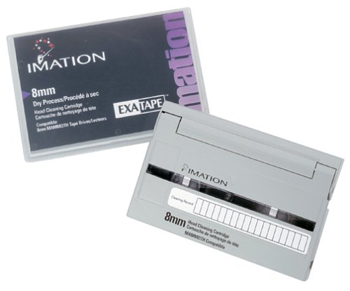 Imation 8mm Cleaning Cartridge (20 Cleanings, 1-Pack)