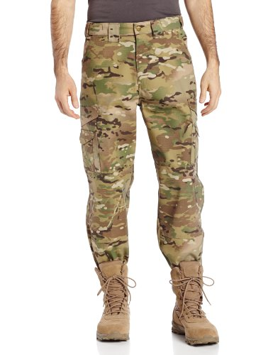 TRU-SPEC Men's 24-7 Series Original Tactical Pant, MultiCam, 34W 32L