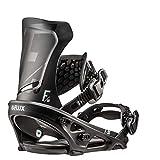 Flux Ds 2018/19 Snowboard Bindings Size Black, Medium