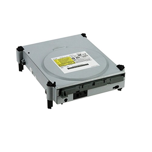 Original DVD Drive Replacement Part Model DG-16D2S for Microsoft Xbox 360 Xbox360 by Honglei