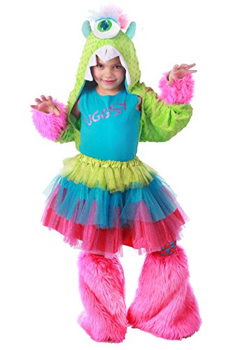 Princess Paradise Child Uggsy Monster Costume Set, Multicolor, Large/X-Large