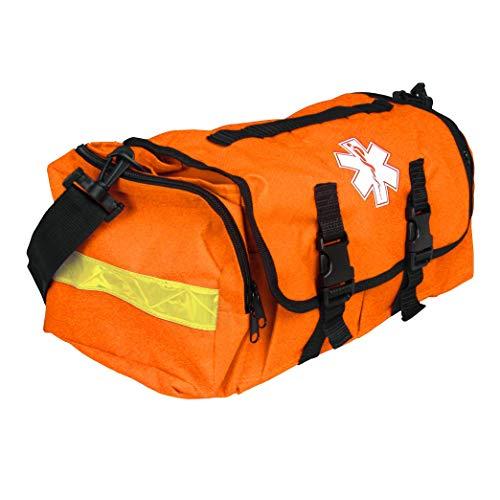 Dixigear First Responder On Call Trauma Bag W/Reflectors - Orange