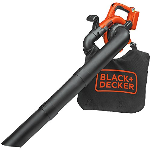 BLACK+DECKER 2-in-1 Cordless Sweeper & Vacuum, 36V, Tool Only (LSWV36B)