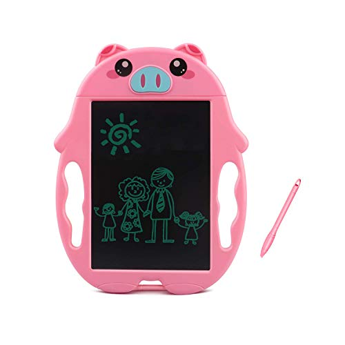 Girl Toys for 3-6 Year Old Girls Gifts, Doodle Board Drawing Board for Little Girl Educational Birthday Gifts as Girls Toys Age 3-6,Better Than Magnetic Doodle Board