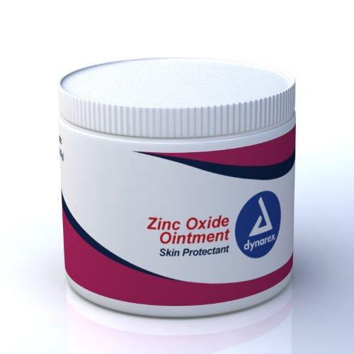 Dynarex Zinc Oxide Ointment 15 oz jar 12/Cs