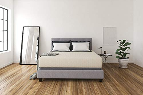 Signature Design by Ashley Chime 12 Inch Medium Firm Memory Foam Mattress - CertiPUR-US Certified, Queen
