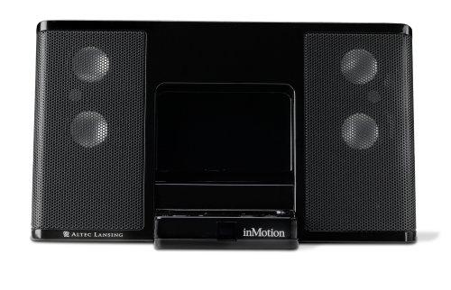 Altec Lansing inMotion iM3C Portable Audio System for iPod (Black)