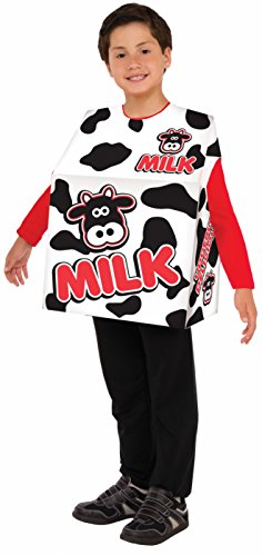 Forum Novelties Kids Milk Carton Costume, One Size
