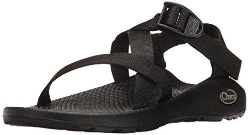 Chaco womens Z/1 Classic Sandal, BLACK, 8 M US