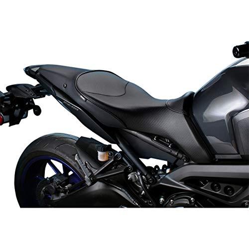 Sargent World Sport Performance Seat (Black Welt) for 14-16 Yamaha FZ-09