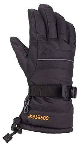 Gordini Big Kids Junior's Gore-tex Iv Waterproof Insulated Gloves, Black, Large