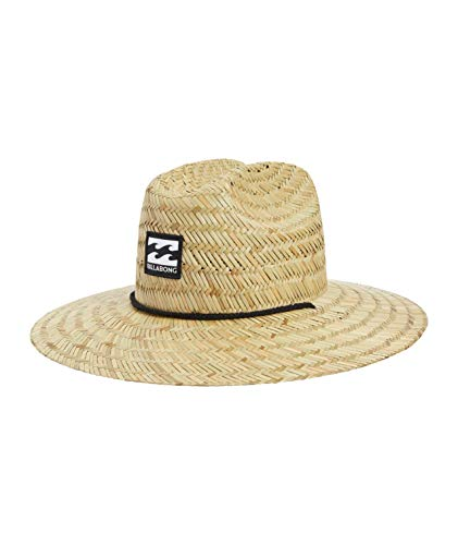 Billabong Men's Tides Hat, Natural, One Size