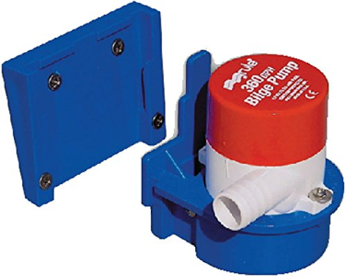 Transom Mount Livewell Pump (500 GPH Discharge Size: 3/4) by Rule Group, Inc.