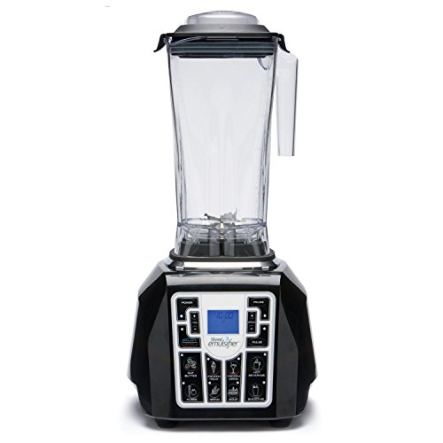 Shred Emulsifier Multi-Functional the Ultimate 1500W, 5-in-1 Blender and Emulsifier for Hot or Cold Drinks, Soups and Dips