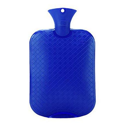 3L Warm Cute Hot-Water Bottle Water Bag Water Injection Handwarmer Pocket Cozy Comfort,J