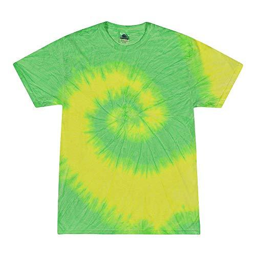 Colortone TD 2-4 (XSM) Flo Yellow & Lime