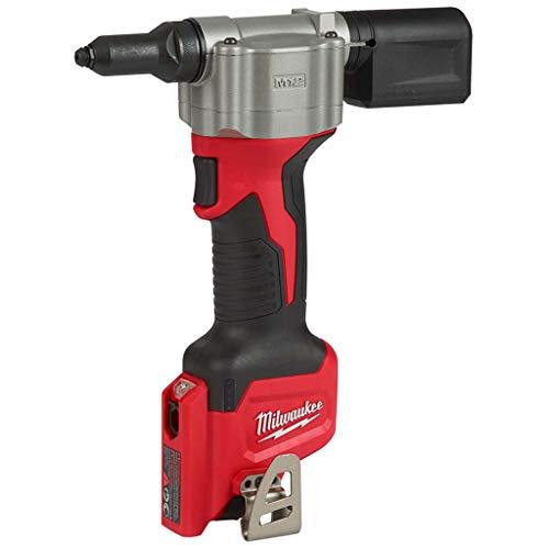 MILWAUKEE'S Electric Tools 2550-20 M12 Rivet Tool (Bare Tool)