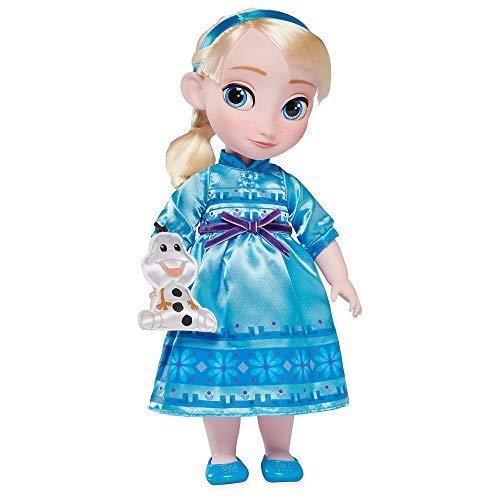 Disney Animators' Collection Elsa Doll - Frozen - 16 Inches