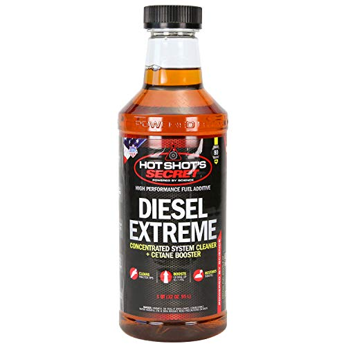 Hot Shot's Secret Diesel Extreme, 1 Qt (Packaging May Vary)