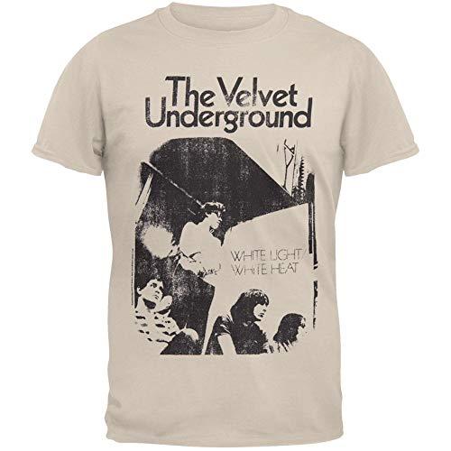Impact Velvet Underground- White Light/White Heat T-Shirt Size M