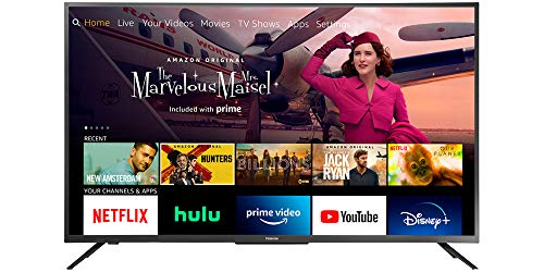 Toshiba 50LF621U21 50-inch Smart 4K UHD with Dolby Vision - Fire TV, Released 2020