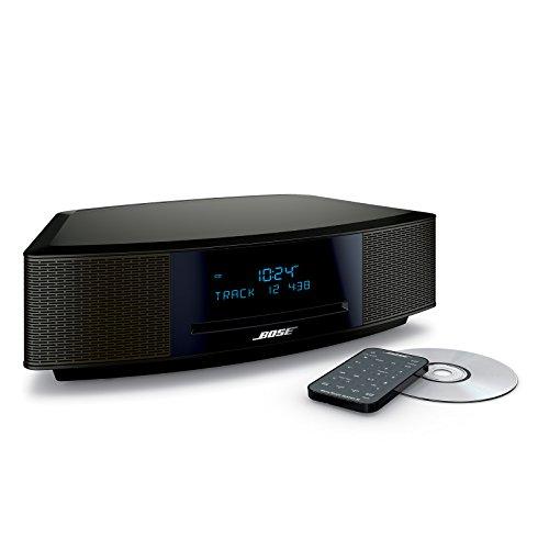 Bose Wave Music System IV - Espresso Black