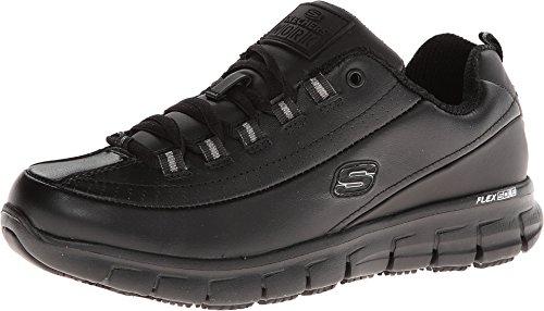 Skechers Work Sure Track - Trickel Black 8