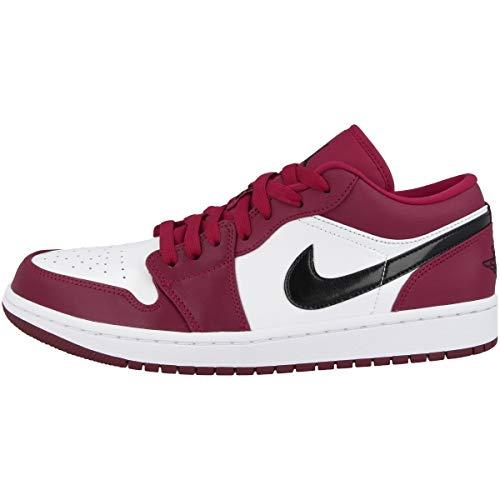 Nike Air Jordan 1 I Low Noble Red 2020 553558-604 US Size 11