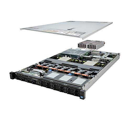 Dell PowerEdge R620 Server 2X E5-2660 2.20Ghz 16-Core 64GB 4X 600GB H310 (Renewed)