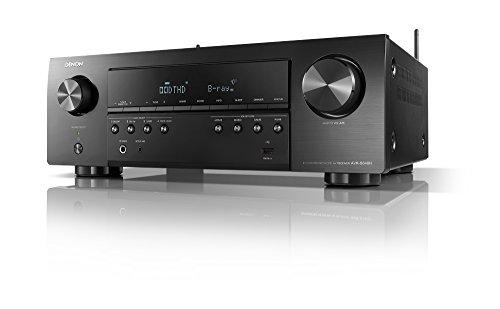 Denon AV Receivers Audio & Video Component Receiver, Black (AVRS640H)