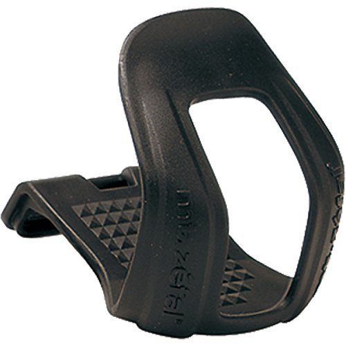 Zefal 'Cristophe Mountain Bicycle Half Toe Clips, L/XL