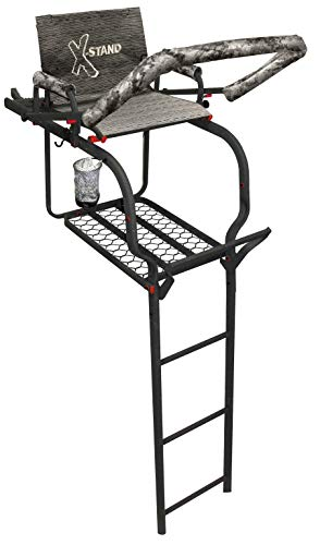 X-Stand Treestands The Duke X 20' Single-Person Ladderstand