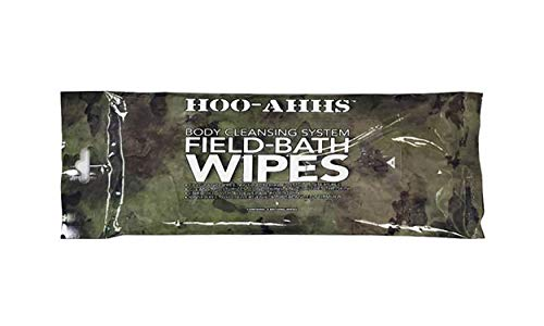 HOO AHHS UNSCENTED Field Towels-Soldiers First Choice While in The Field Environment