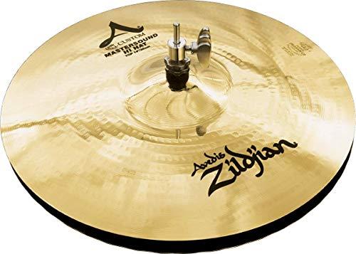 Zildjian 14' A Custom Mastersound HiHat - Bottom