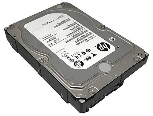 HP/Seagate Constellation ES ST2000NM0033 (MB2000EXWCR) 2TB 7200RPM 128MB Cache SATA 6.0Gb/s 3.5' Internal Enterprise Hard Drive OEM - w/1 Year Warranty (Renewed)
