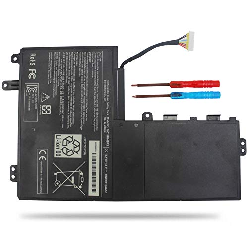 New 2-Cell 50WH PA5157U-1BRS Battery for Toshiba Satelite U940 E45T E45T-A4100 E45T-A E45T-A4200 E45t-a4300 E55 E55T-A5320 E55-A5114 15.6' P000577250 PA5157U