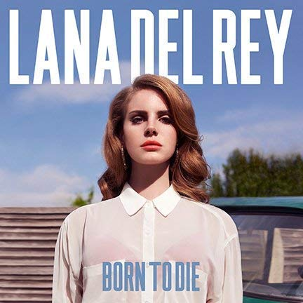 Lost Posters Album Cover Poster Thick Lana DEL Rey: Born to DIE Music 2018 giclee Record LP Reprint #'d/100!! 12x12