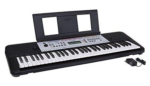 YAMAHA YPT260 61-Key Portable Keyboard With Power Adapter (Amazon-Exclusive)