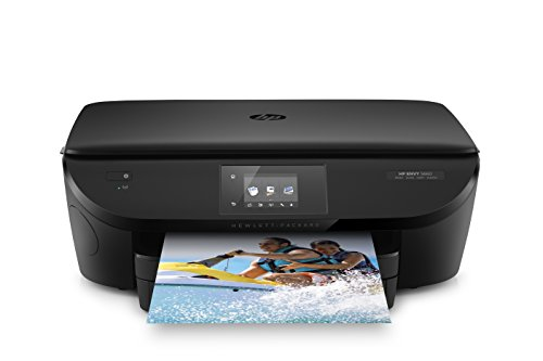 HP Envy 5660 Wireless All-in-One Photo Printer with Mobile Printing, HP Instant Ink or Amazon Dash replenishment ready (F8B04A)