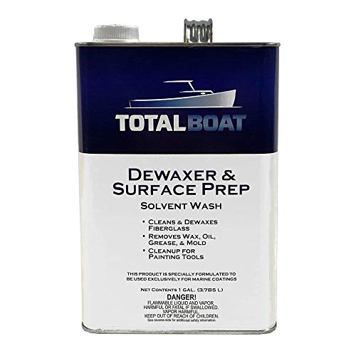 TotalBoat Dewaxer & Surface Prep (Quart)