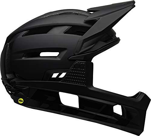 Bell Super Air R MIPS Adult Bike Helmet - Matte/Gloss Black (2020) - Large (58-62 cm)
