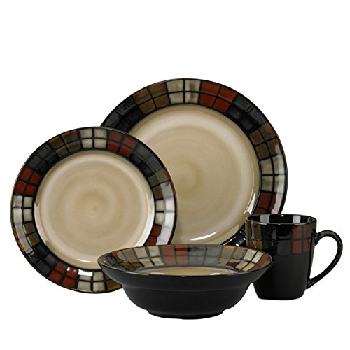 Pfaltzgraff Calico Dinnerware Set, Assorted