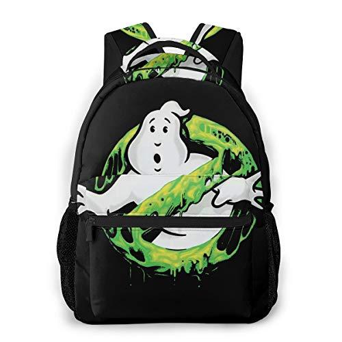 Ghostbusters Laptop Backpack Water Resistant Anti-Theft Bag Computer Business Backpacks for Women Men Bookbag