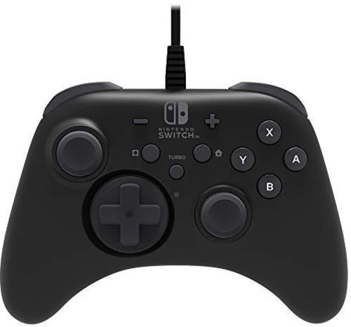HORI Nintendo Switch HORIPAD Wired Controller Officially Licensed by Nintendo - Nintendo Switch;