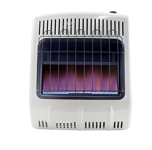 Mr. Heater Corporation F299720 Vent-Free 20,000 BTU Blue Flame Propane Heater, Multi